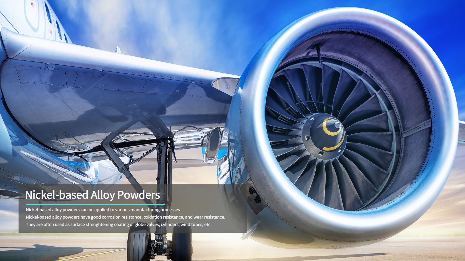 Nickel-Based Alloy Powders